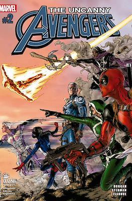 The Uncanny Avengers Vol. 2 (Revista) #2