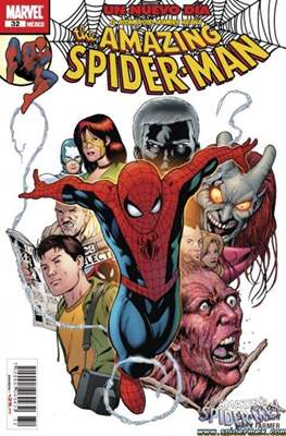The Amazing Spider-Man (2005-2013) (Grapa) #32