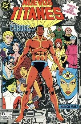 Nuevos Titanes Vol. 1 (1984-1988) (Grapa 40 pp) #46