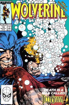 Wolverine (1988-2003) (Comic Book) #19