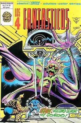 Los 4 Fantásticos Vol. 3 (1977-1980) (Grapa 44 pp) #31