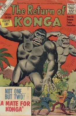 The Return of Konga