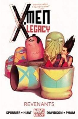 X-Men Legacy Vol. 2 (Softcover) #3