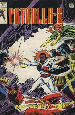 Patrulla X. V.3 (1976) #32