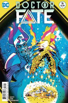 Doctor Fate (Grapa) #16