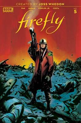 Firefly (Comic Book) #5