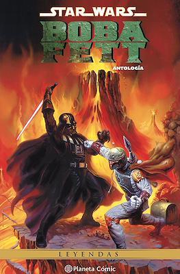 Star Wars Boba Fett Antología (Cartoné 496 pp)