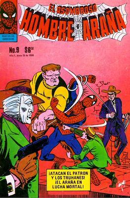 El Asombroso Hombre Araña #9