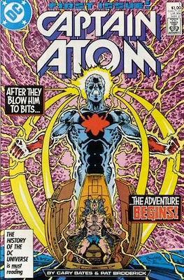 Captain Atom (1987-1991) #1