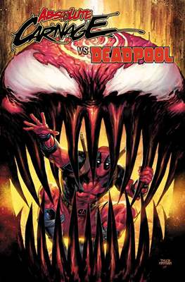 Absolute Carnage: Carnage vs. Deadpool (Comic Book) #2