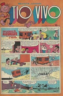 Tio Vivo. 2ª época (1961-1981) (Grapa) #700