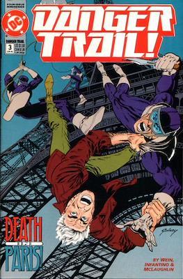 Danger Trail (Comic Book) #3