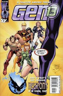 Gen 13 (1999 Series) (Saddle-Stitched) #50