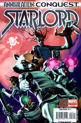 Annihilation: Conquest - Starlord (Comic-Book) #2