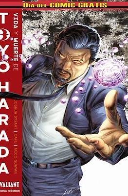 Vida y muerte de Toyo Harada - Día del Cómic Gratis