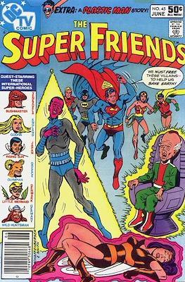 Super Friends Vol.1 (1976-1981) (Grapa, 32 págs.) #45