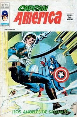 Capitán América Vol. 3 (Grapa) #14