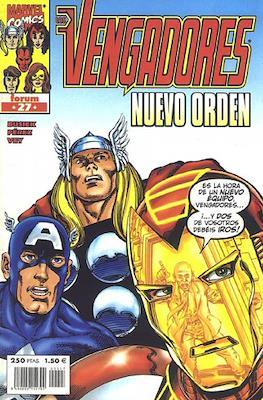 Los Vengadores vol. 3 (1998-2005) (Grapa. 17x26. 24 páginas. Color. (1998-2005).) #27