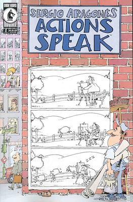 Sergio Aragonés Actions Speak (Miniserie) #2