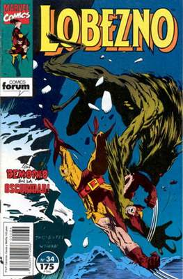 Lobezno vol. 1 (1989-1995) (Grapa) #34