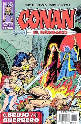 Conan el Bárbaro (1998-2001) (Grapa 24 pp) #29