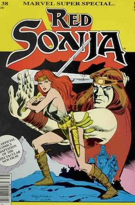 Marvel Comics Super Special (Rustica) #38
