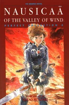 Nausicaä of the Valley of the Wind - Perfect Collection #4