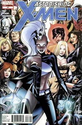 Astonishing X-Men (Vol. 3 2004-2013) (Comic Book) #47
