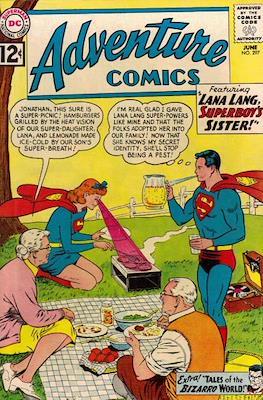 New Comics / New Adventure Comics / Adventure Comics (1935-1983; 2009-2011) (Saddle-Stitched) #297