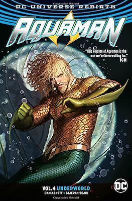 Aquaman Vol. 8 (2016-) (Softcover) #4