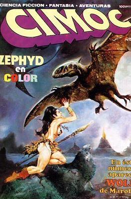 Cimoc vol 1 (Revista grapa (1979)) #5