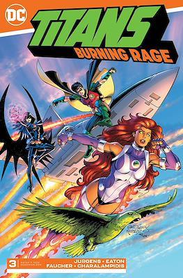 Titans: Burning Rage (Comic Book) #3