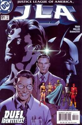 JLA Vol. 1 (1997-2006) (Comic-Book) #51