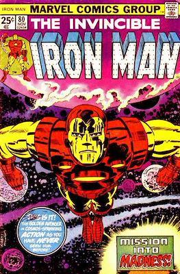 Iron Man Vol. 1 (1968-1996) (Comic book) #80