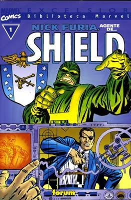 Biblioteca Marvel: Nick Furia, agente de SHIELD (2000)