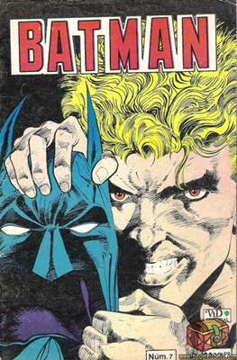 Batman (1987-2002) (Grapa) #7