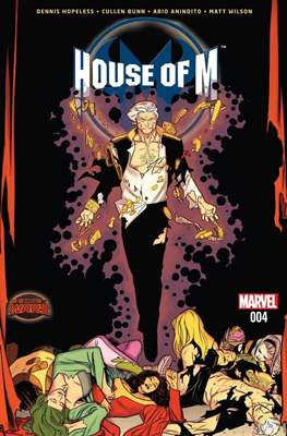 House of M Vol. 2 #4