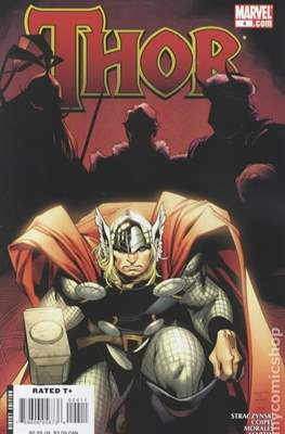 Thor / Journey into Mystery Vol. 3 (2007-2013) #4