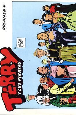 Terry y los piratas #4