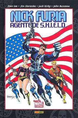Nick Furia. Agente de S.H.I.E.L.D. Best of Marvel Essentials