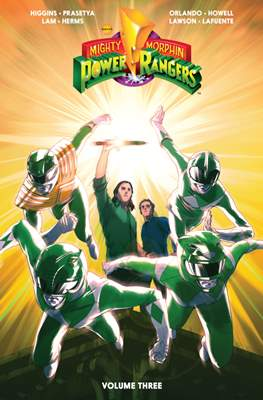 Mighty Morphin Power Rangers (Softcover) #3