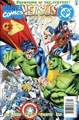DC Versus Marvel / Marvel Versus DC (Comic Book) #3