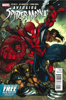 Avenging Spider-Man