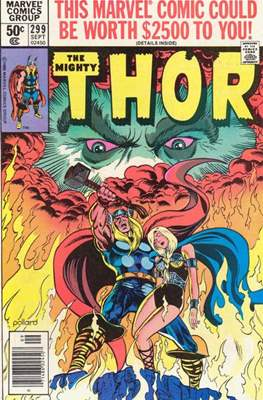 Journey into Mystery / Thor Vol 1 (Comic Book) #299