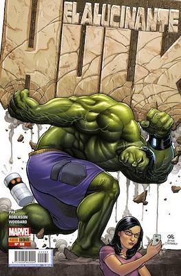 El Increíble Hulk Vol. 2 / Indestructible Hulk / El Alucinante Hulk / El Inmortal Hulk (2012-) #68