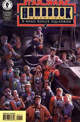 Star Wars: X-Wing - Rogue Squadron Handbook