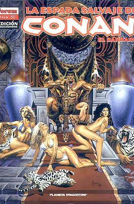 La Espada Salvaje de Conan el Bárbaro. Edición coleccionistas (Rústica 64 pp) #50
