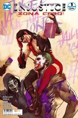 Injustice: Zona Cero #1