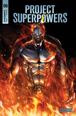 Project Superpowers Vol. 2 (Comic Book) #6