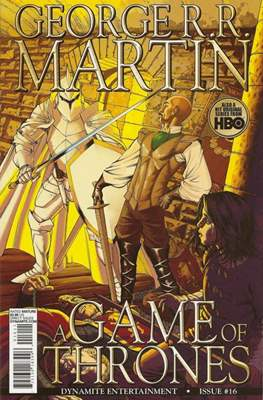 A Game Of Thrones (Comic Book) #16